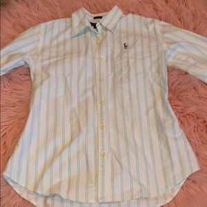 Women's Ralph Lauren Button Down
